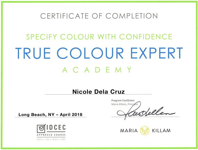 How I became a Certified True Colour Expert