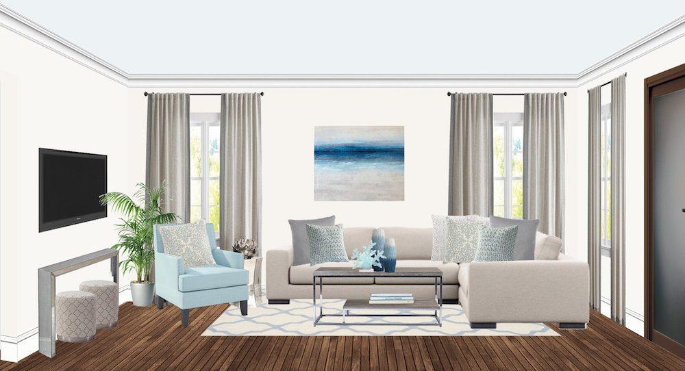 glam-beach-house-living-room-makeover