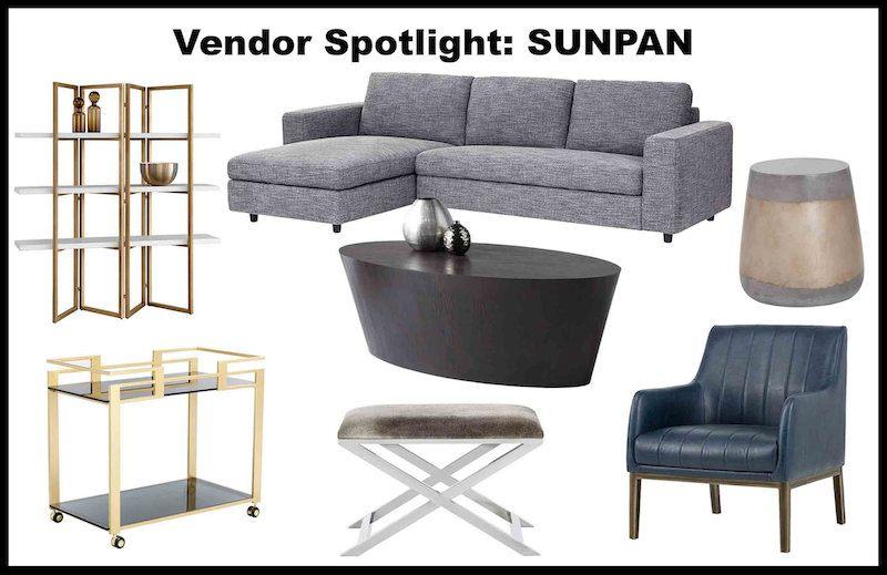 sunpan-mood-board-with-gray-sofa