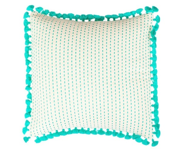 tassel-pillow-in-turquoise