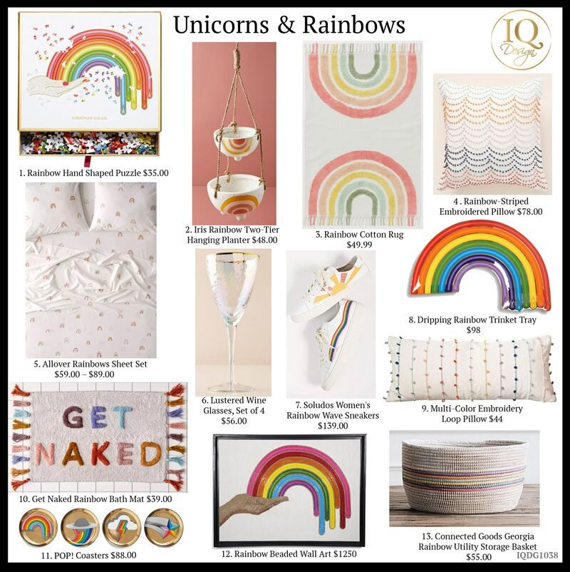 How to bring Unicorns and Rainbows into your life right now!