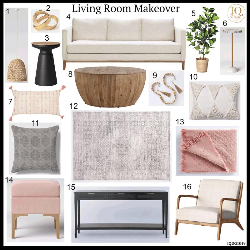 From Target For A Living Room Makeover, Target Living Room Furniture