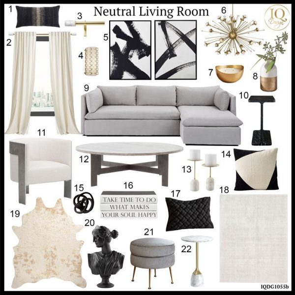 How much will a Designer Living Room cost you?