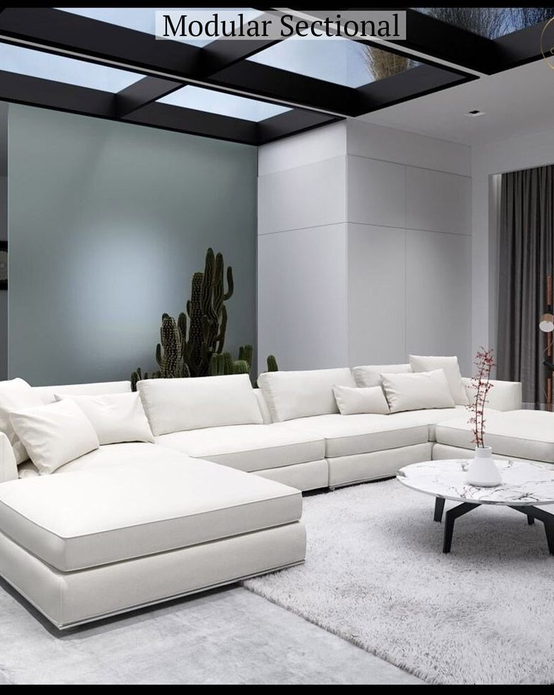 9 Modular Sectionals You Will Love For Your Home Makeover!