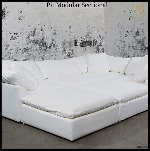 11 Modular Pit Sectionals That Will Make You Want To Stay Home