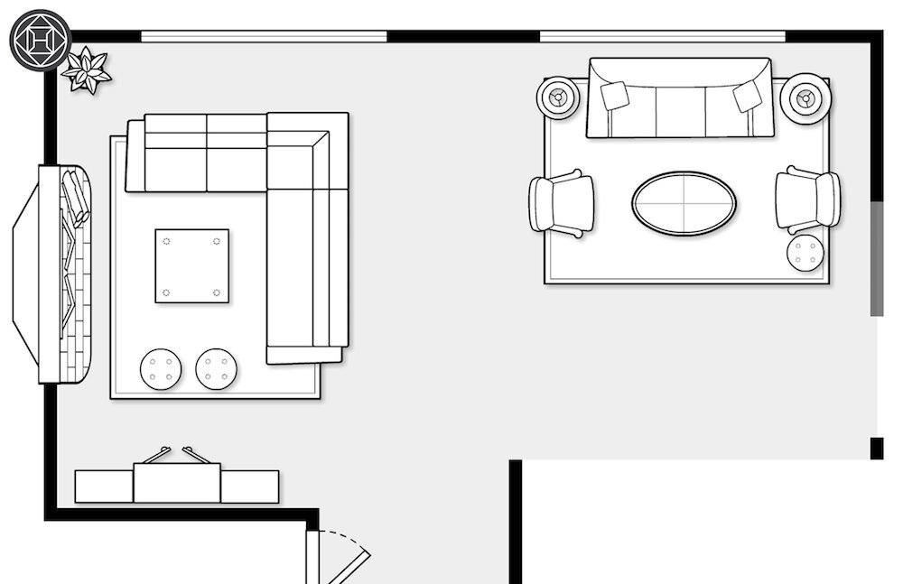 floor-plan-for-double-living-room