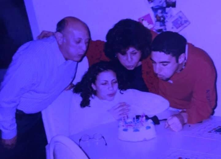 candles-aunt-josephine-marquez-79-birthday