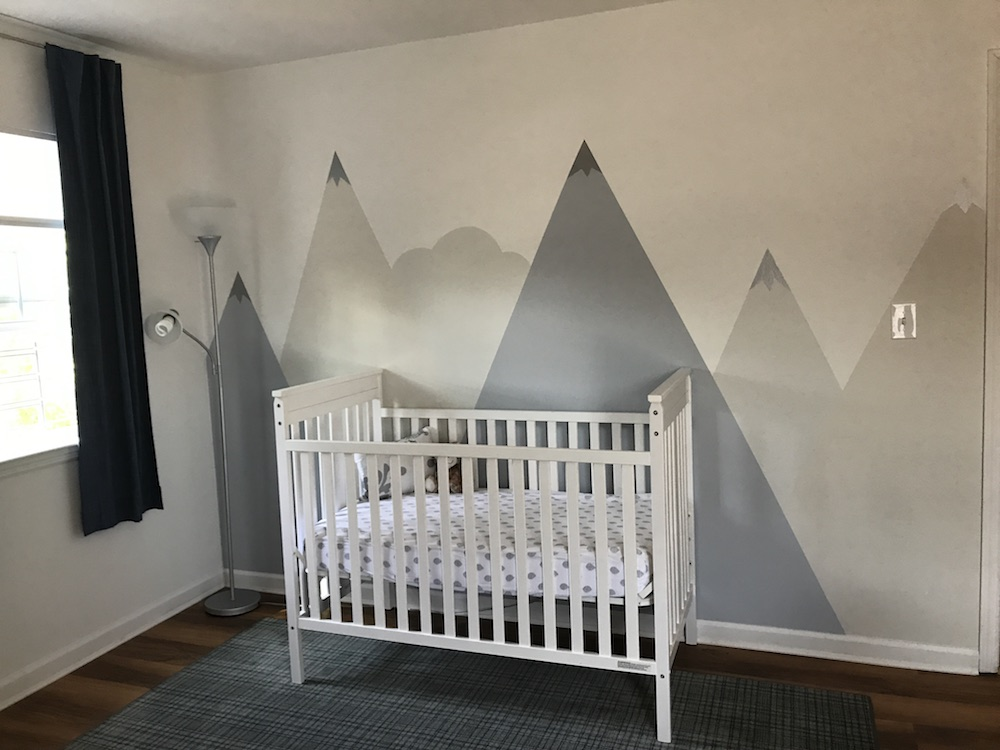 diy-tutorial-how-to-paint-a-mountain-murial-in-your-kids-room-nursery-8