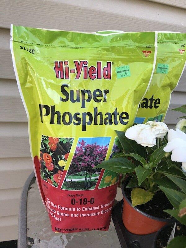 hi-yield-super-phosphate