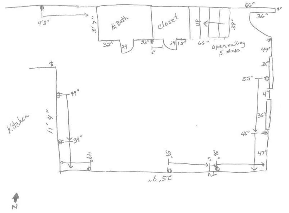 how-to-measure-a-floor-plan