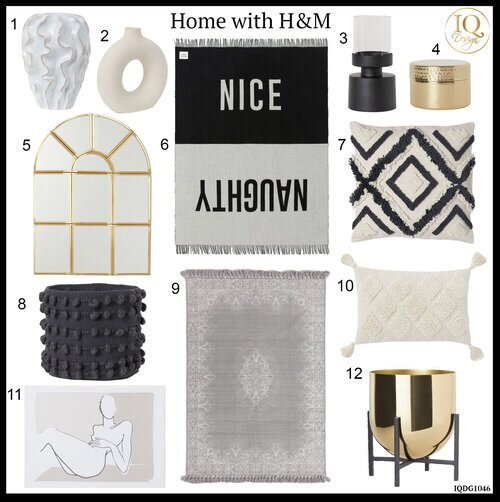 12 H&M HOME Finds For Anyone On A Budget!