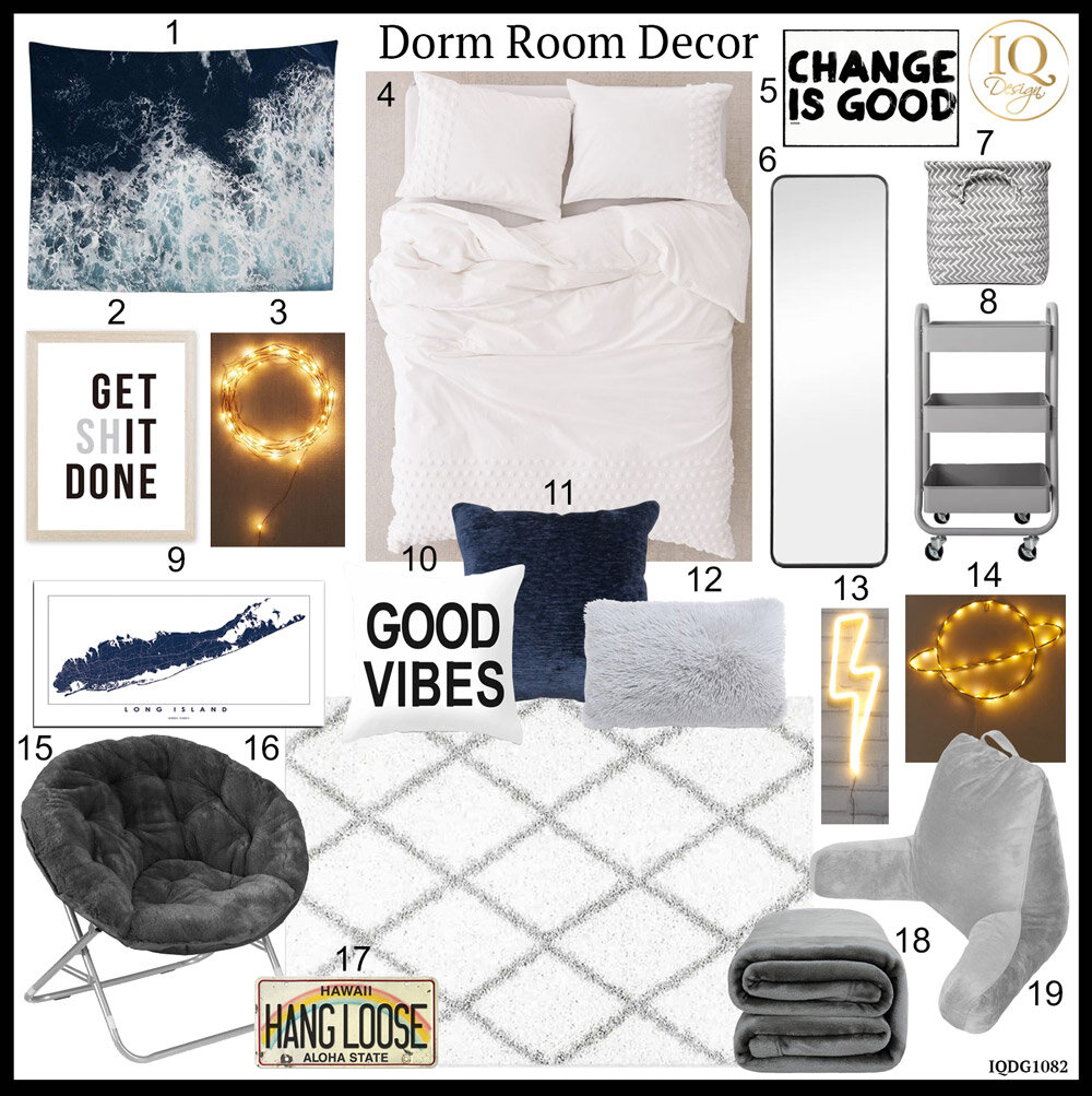 neutral-college-dorm-room-decor-for-hawaii