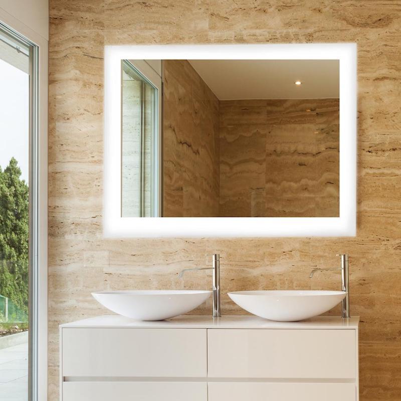led-glass-backlit-mirror-for-bathroom